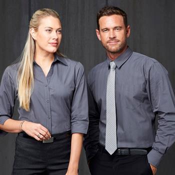 A1698 - Silvertech Shirt - Womens Long Sleeve