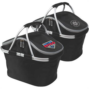 B7200 - Ohio Picnic Cooler Basket