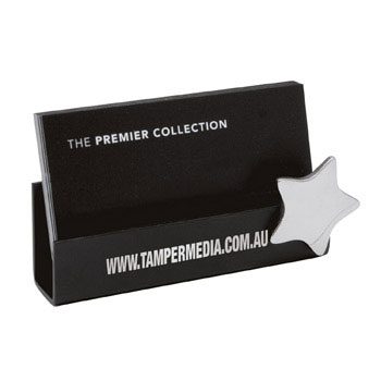 C5402 - Velocity Card Holder Star