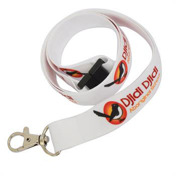 G5015I FColSwiv - 20mm Lanyard with Full Colour Print-Swiv
