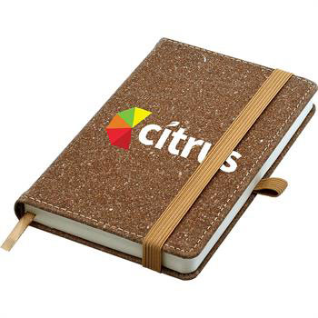 J6830 - Italiano Bonded Leather A6 Notebook