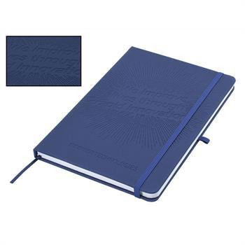 J72Sea - Designa Deboss Carnival Notebook A5 Sea