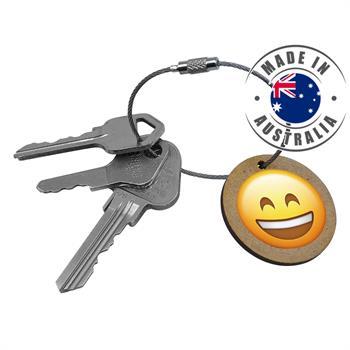 N1005 - Byron Keyring - Emoji