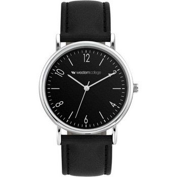 W2005 - Watch, Unisex-PU Leatherette Strap