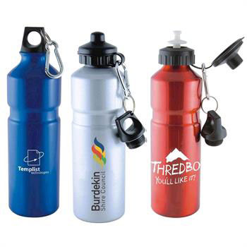 R60 - Triathlon Aluminium Water Bottle