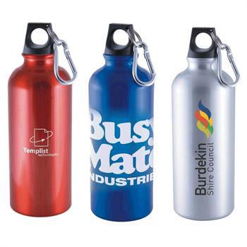 R61 - Adventurer Aluminium Water Bottle