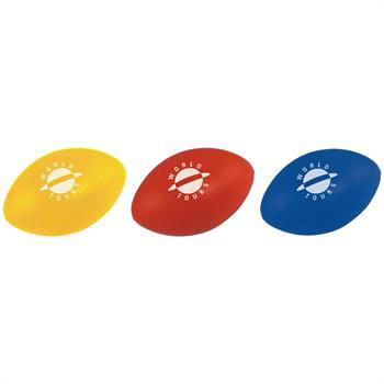 S26 - Stress Rugby Ball, Solid Colour