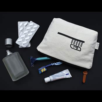 Stufftb1 - Calico Toiletry/Makeup Bag - 14.5cmx22.5cmx5cm