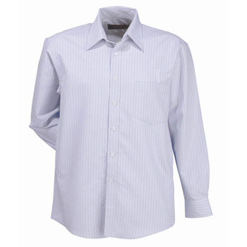 A1622 - Pinpoint Business Shirt-Mens