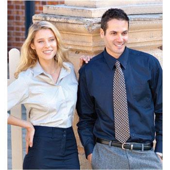 A1638 - Nano Business Shirt-Mens Short Sleeve
