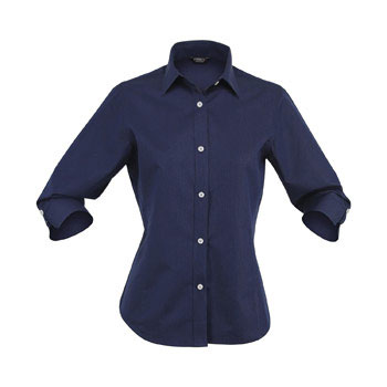 a1679_empire_shirt_ladies_sleeve3_4_navy.jpg