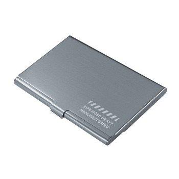 C4704 - Dublin Aluminium Card Holder