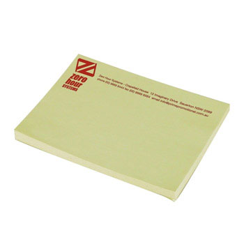 G5003c - Stuk-Notes 100mm x 75mm x 50 pages-coloured