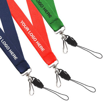 G5015I Univ - 20mm Lanyard with Universal Holder