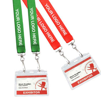 G5019I Dbl - 15mm Lanyard with Double Ended Clips