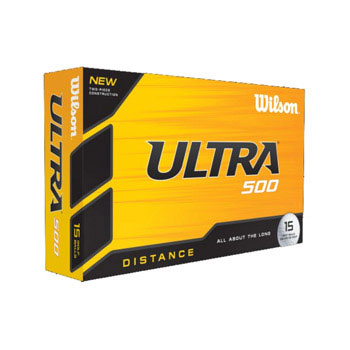H1021 - Wilson Ultra 500 Distance Golf Ball