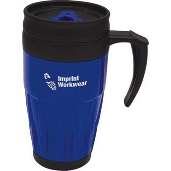 R3702 - California Travel Mug-Blue
