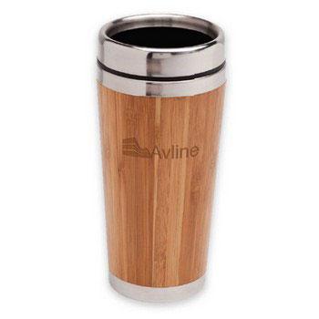R5600 - Bamboo Travel Mug