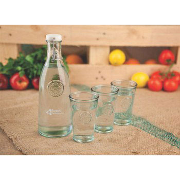 R9500DECSET - Madrid Jug and Glasses Set-Dec