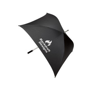 U5900 - Soho Square Umbrella, Black