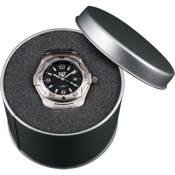WB10 - Round Watch Case