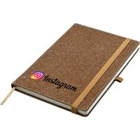 Italiano Bonded Leather A5 Notebook