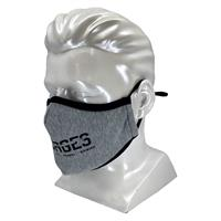 Jersey Cotton Masks - Fitted, 2 layers