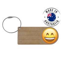Byron Luggage Tag - Emoji
