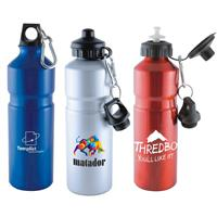 Triathlon Aluminium Water Bottle