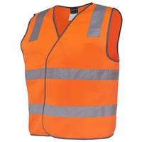 Hi-Vis Safety Vest Day + Night