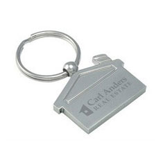 Mansion Keyring