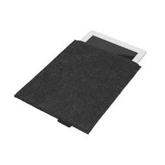 Felt iPad Holder. Dark Grey