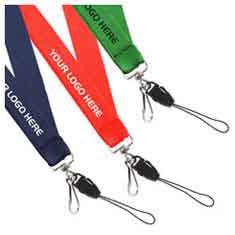 20mm Lanyard with Universal Holder