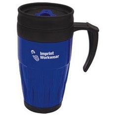 California Travel Mug-Blue