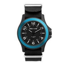 Watch, Unisex with Nylon Strap