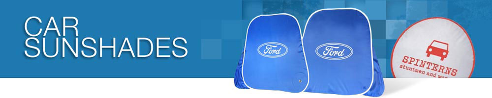 Promotional Car Sunshades